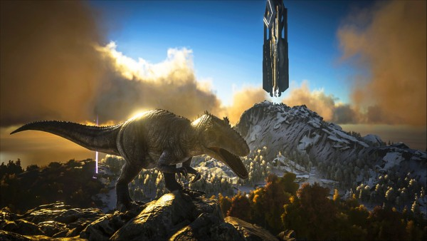 on xbox one ark survival evolved will let you host your own server
