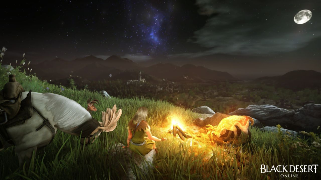 Black Desert Online up for pre-order, check out the six