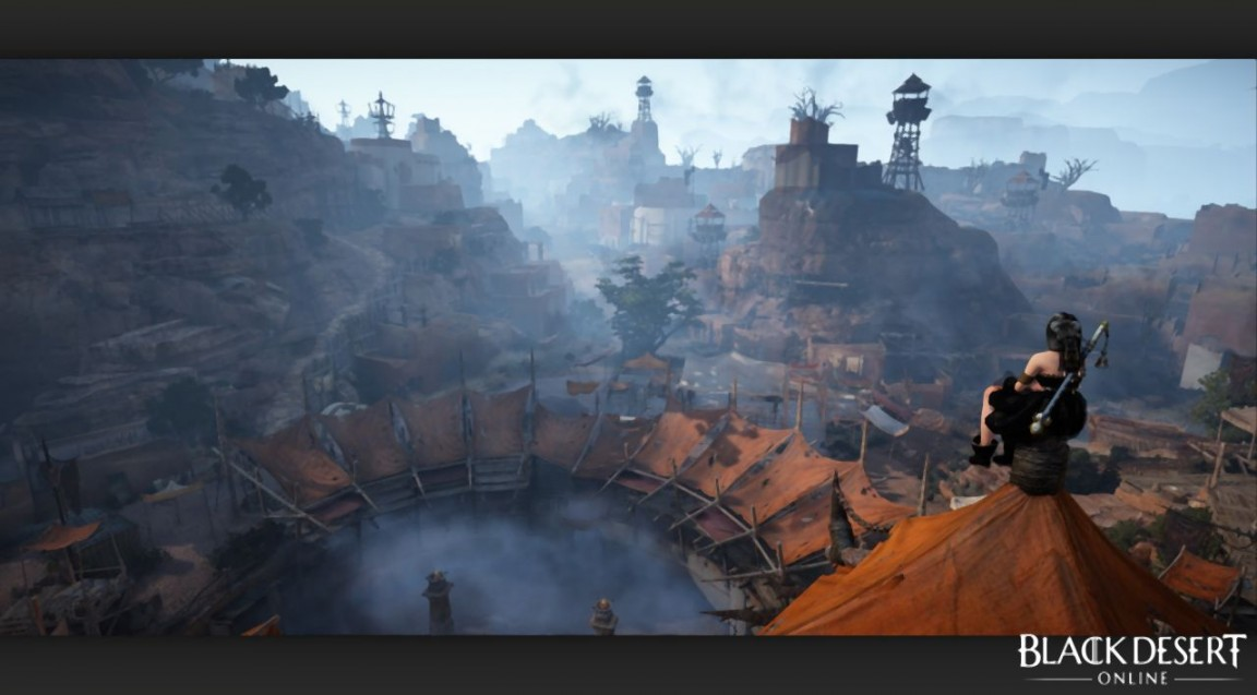 Black Desert Online: how to use nodes and workers - VG247