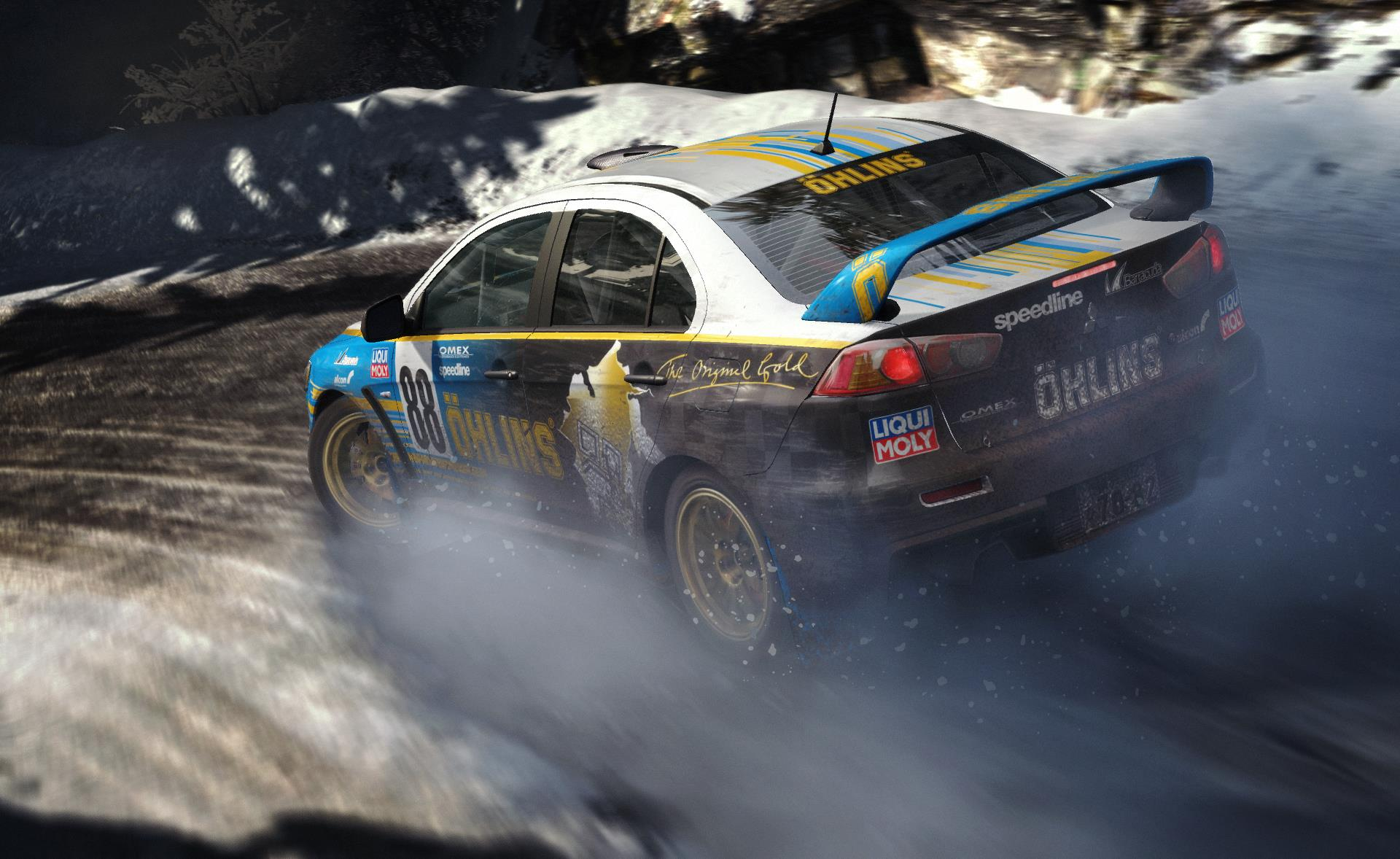 Dirt Rally gets four new modern cars in free update - VG247