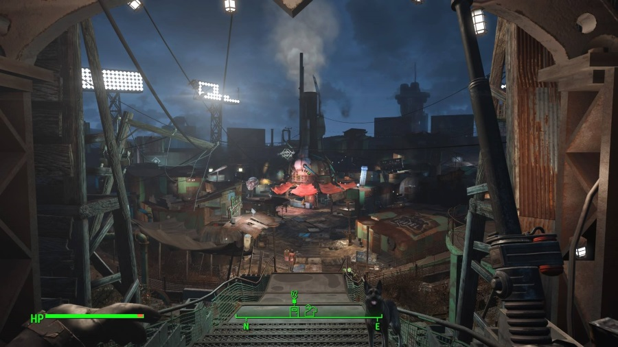 Fallout 4: how to craft, build bases and finish the Sanctuary quest