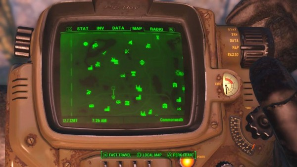 Fallout 4 map world map full maps fallout 4 mod makes in game map a lot more readable vg247 fallout 4 dogmat armor gumiabroncs Images