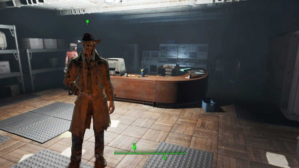 You can now have a Fallout 4 Mysterious Stranger ringtone