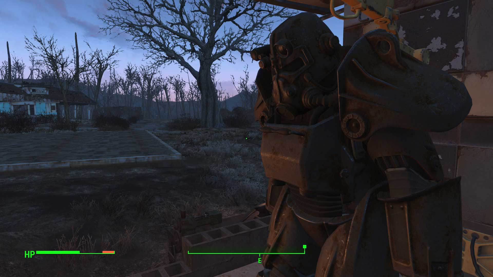 50a6604ee Fallout 4  Power Armor use