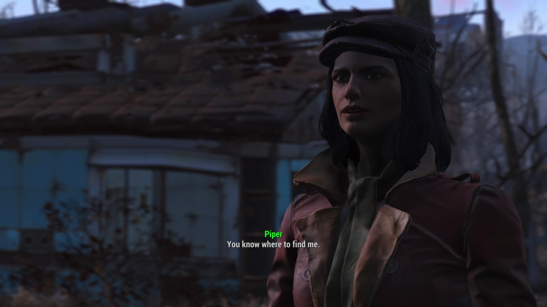 Fallout 4: how to romance Piper, Preston and other