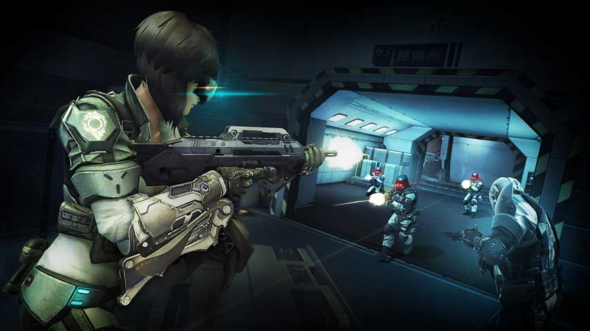 Ghost In The Shell Sac Shooter On Its Way To Steam Vg247
