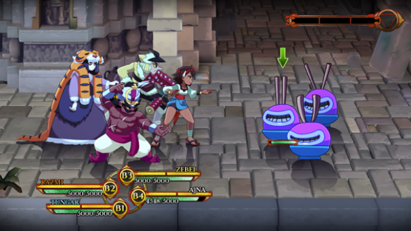 Skullgirls dev's 2D RPG Indivisible inches ever closer to funding