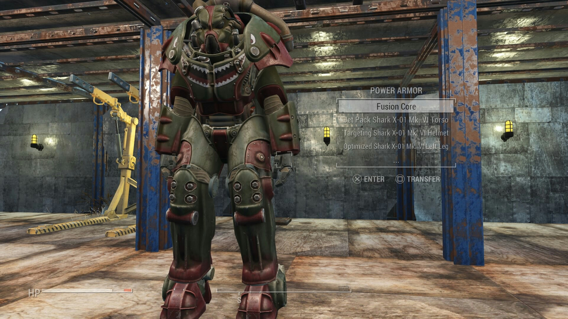fallout 4 players are building very cool power armor collections vg247