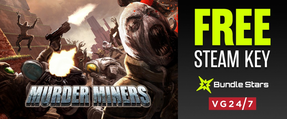 Murder Miners steam key