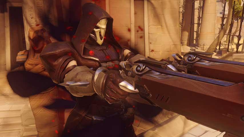 Overwatch hero guide: Reaper   VG247