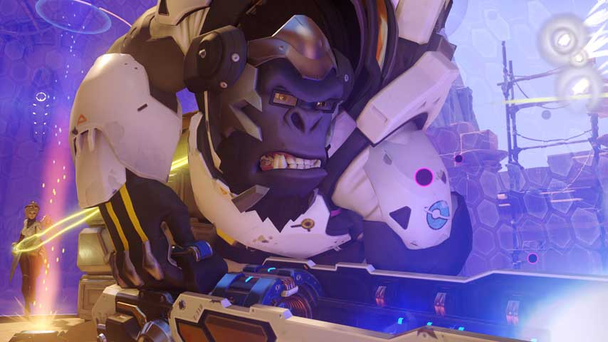 Discounts Return Overwatch To British Chart, New Character & Map Teased