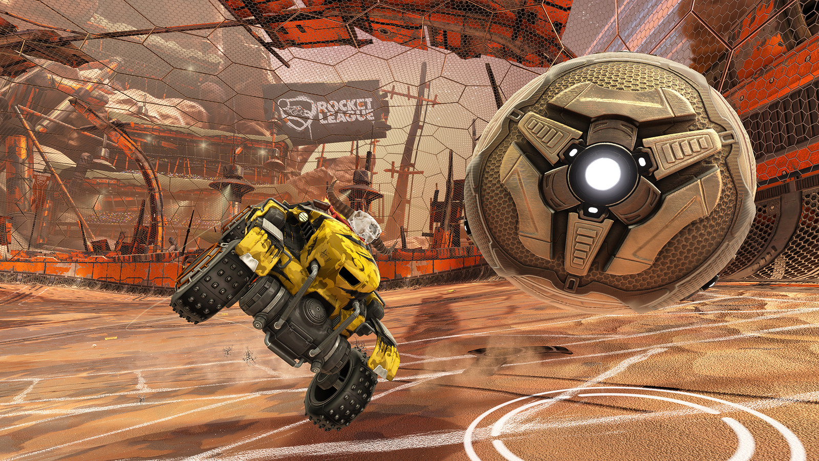 Rocket League devs already know how to add cross-network multiplayer - VG247