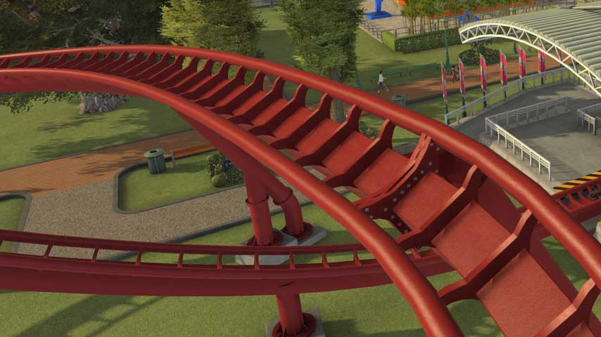 RollerCoaster Tycoon World release and second beta weekend delayed