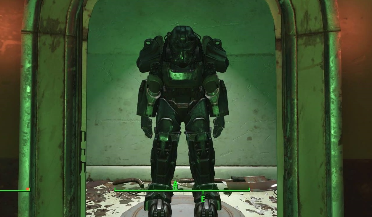 Fallout 4 The Easiest Way To Get The X 01 Power Armor Vg247