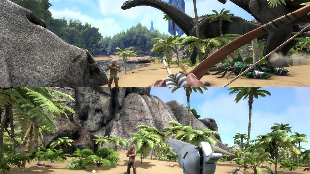 ark_survival_evolved_splitscreen_1
