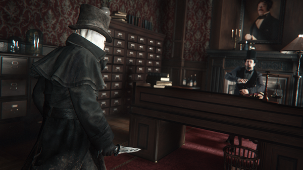 Impressive 360° Assassin's Creed Syndicate - Jack the Ripper Trailer Released