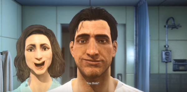 Fallout 4 mod over-animates faces, turns facial expressions