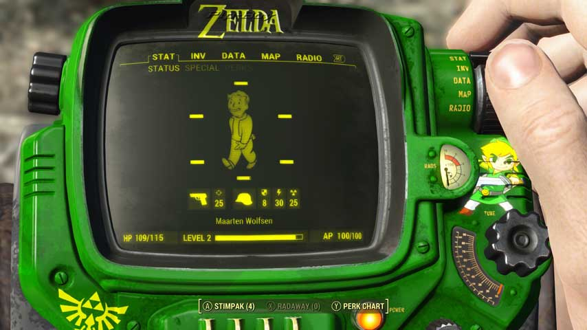 fallout_4_the_legend_of_zelda_mods