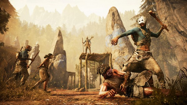 Far Cry Primal Uses The Same World Map Of Far Cry 4 Vg247