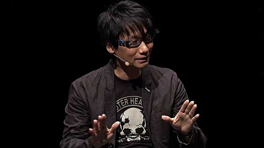 Hideo Kojima on why his games all carry 'A Hideo Kojima Game' on the cover - VG247