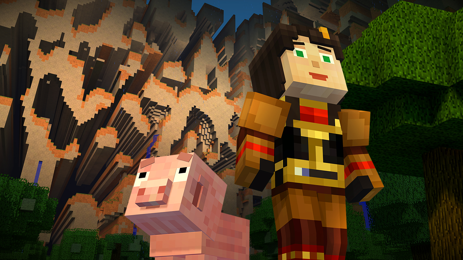 Minecraft Story Mode Episode 3 download pc