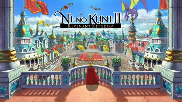 Ni No Kuni 2: Revenant Kingdom announced for PS4