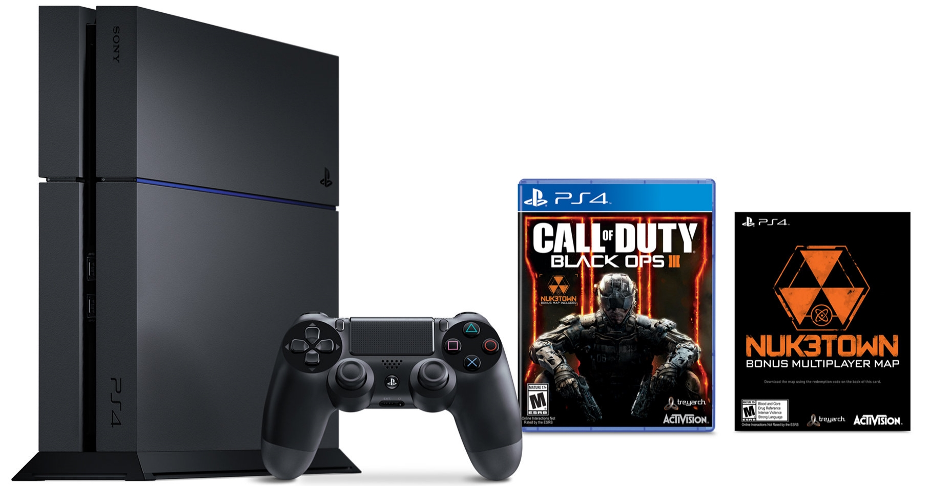 Ps4 Gets Another Call Of Duty Black Ops 3 Bundle For 350 Vg247