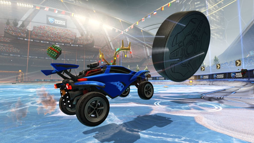 Rocket League holiday update adds Hockey Mode, free drops through ...