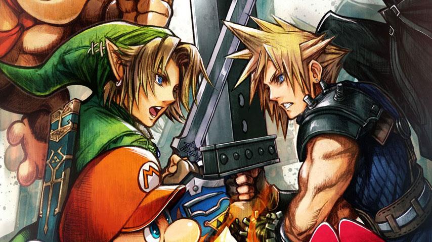 Final Fantasy 7 S Cloud Strife Hits Super Smash Bros Today