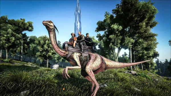 Survival Evolved on Hold Until It's Finished — Sony Putting ARK
