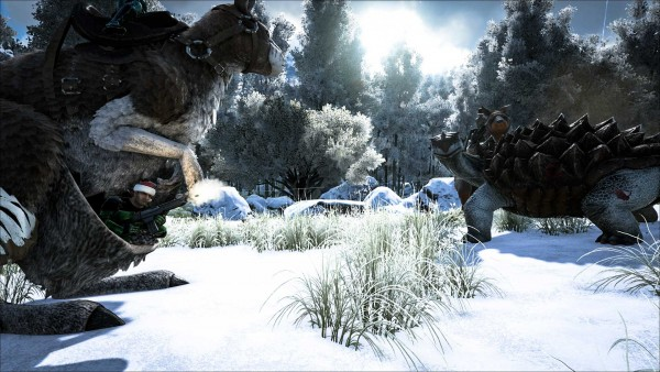 Ark's Next Xbox One Update Improves Frame Rate, Adds Split
