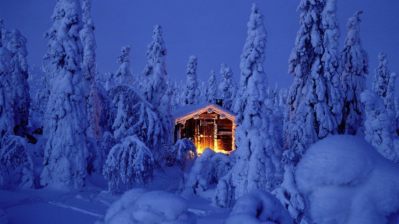 cabin_finland