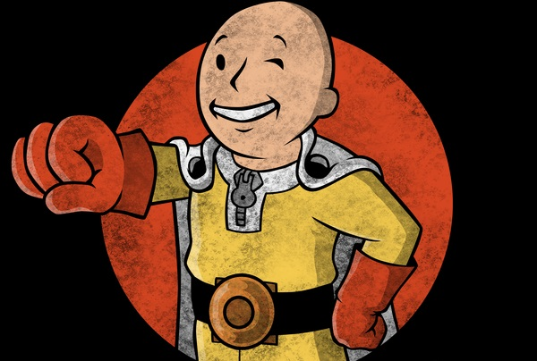 The builds that broke Fallout 4: One-Punch Man - VG247
