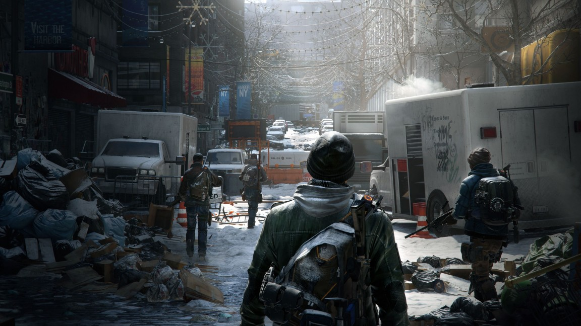 Tom Clancy's The Division Beta Gives A Taste Of What's To Come