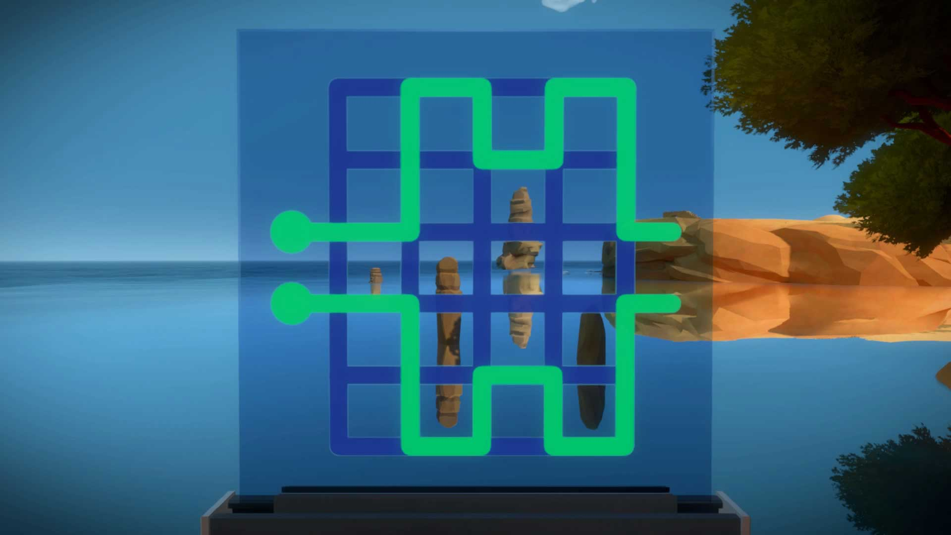 The Witness: how to raise the Symmetry laser - VG247