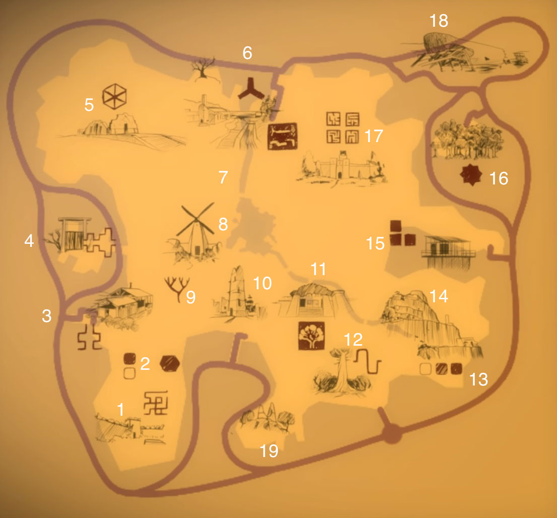 The Witness walkthrough and map guide - VG247