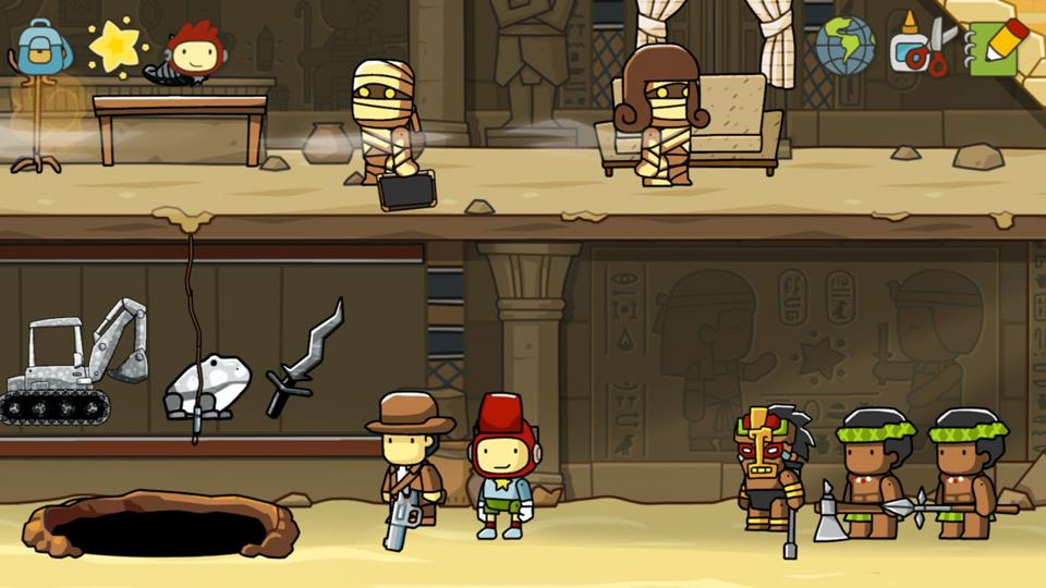 5 - Scribblenauts Unlimited (Copy)