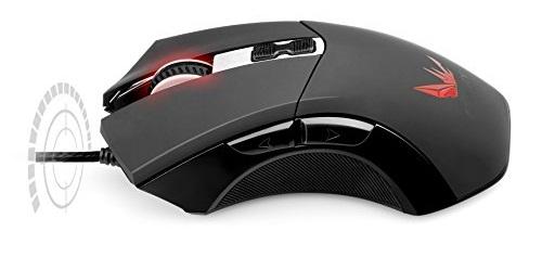 Etekcity Scroll X1 2400 DPI Gaming Mouse