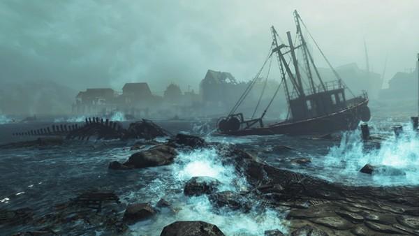 Fallout 4's Far Harbor DLC is massive