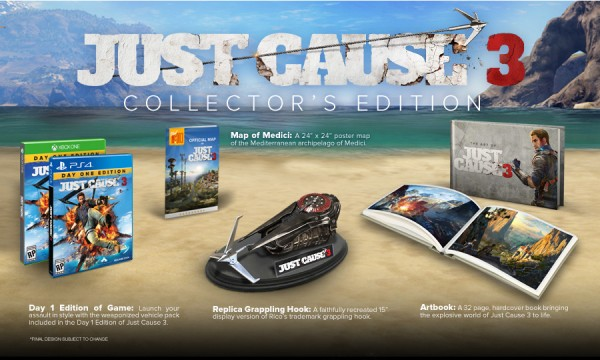 Just Cause 3 CE
