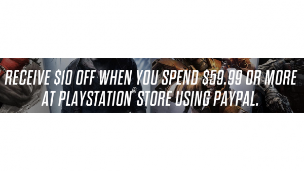 Paypal PS4