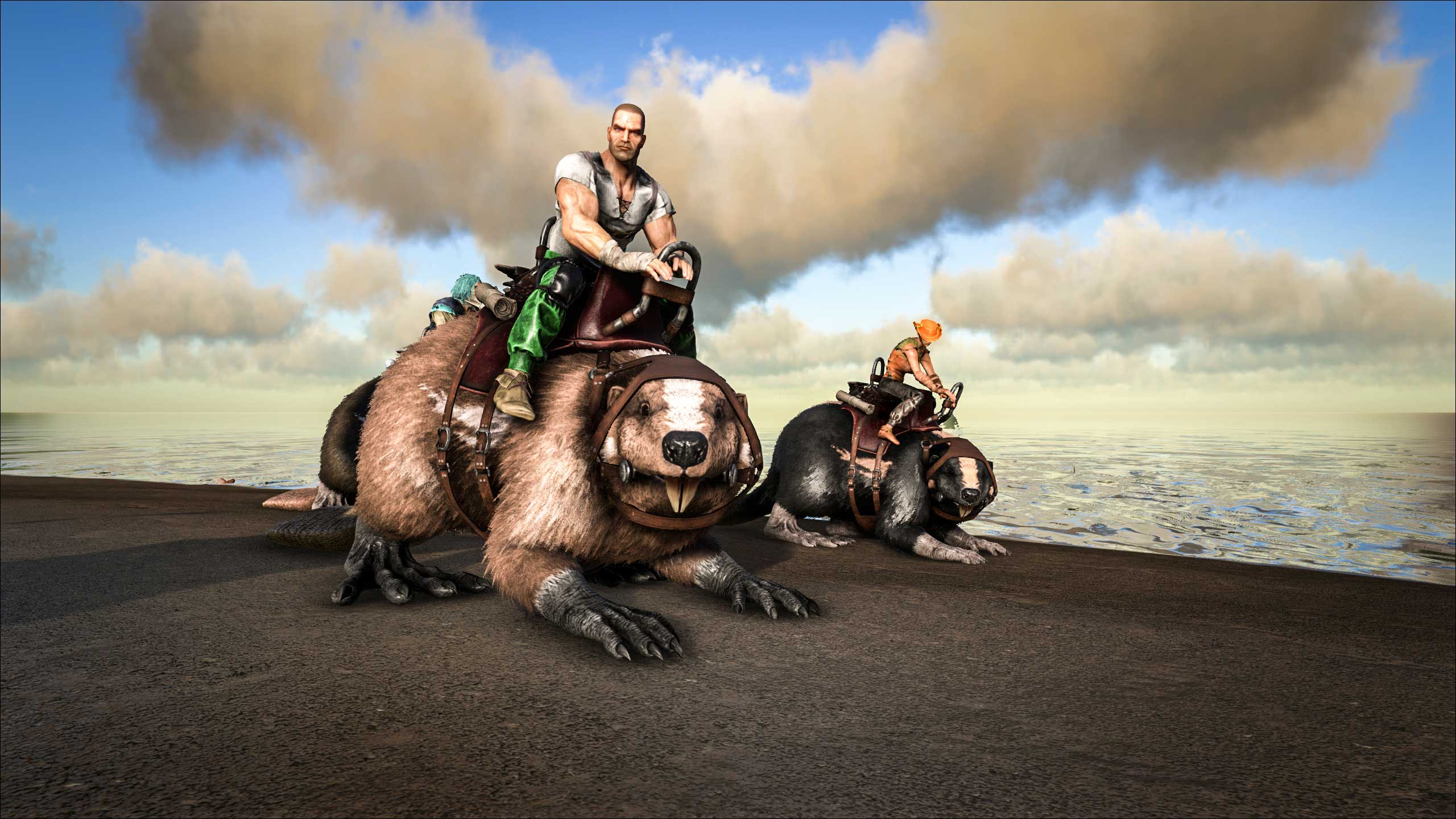 Ark: Survival Evolved, DLC delayed until the end of the month