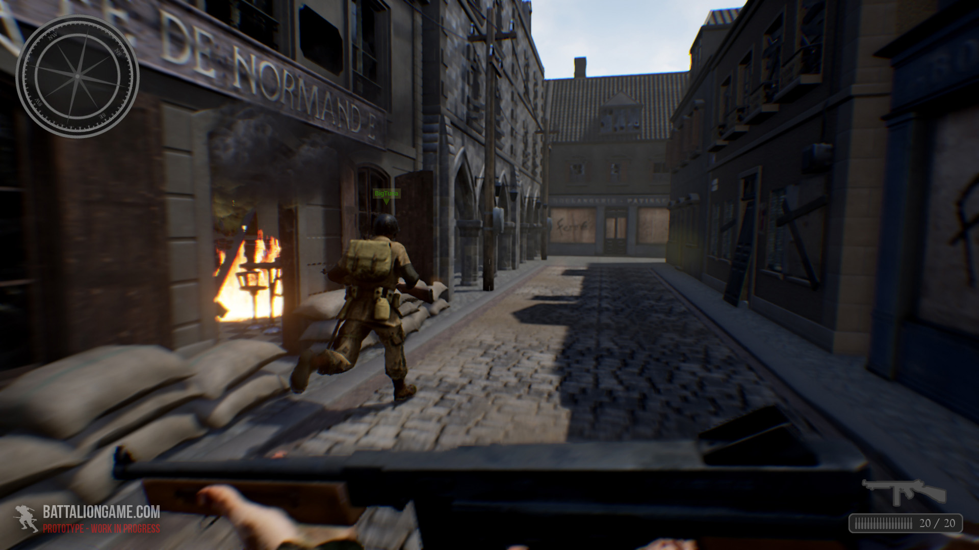 Is it time for first-person shooters to go back to WWII