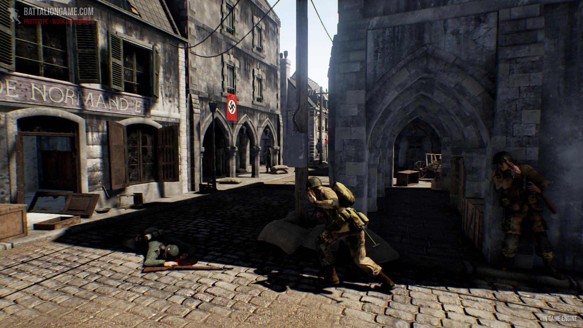 Batallion 1944 (Early Access)