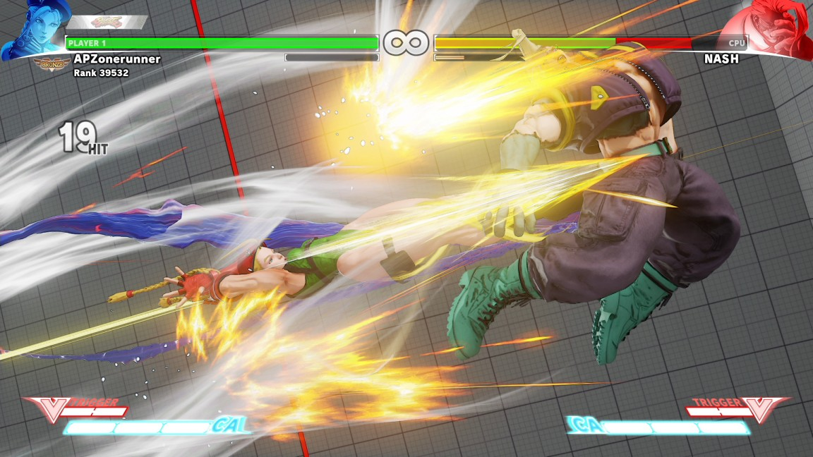 Street Fighter 5 Cammy Moves List Vg247