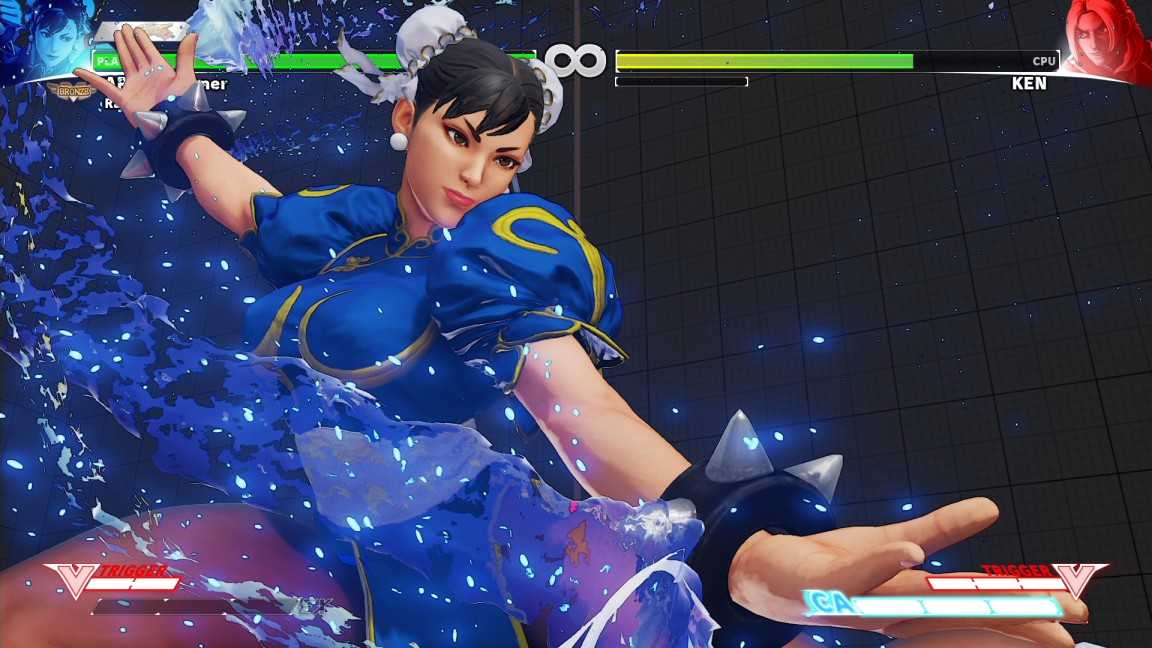 Street Fighter 5 Chun Li Moves List Vg247