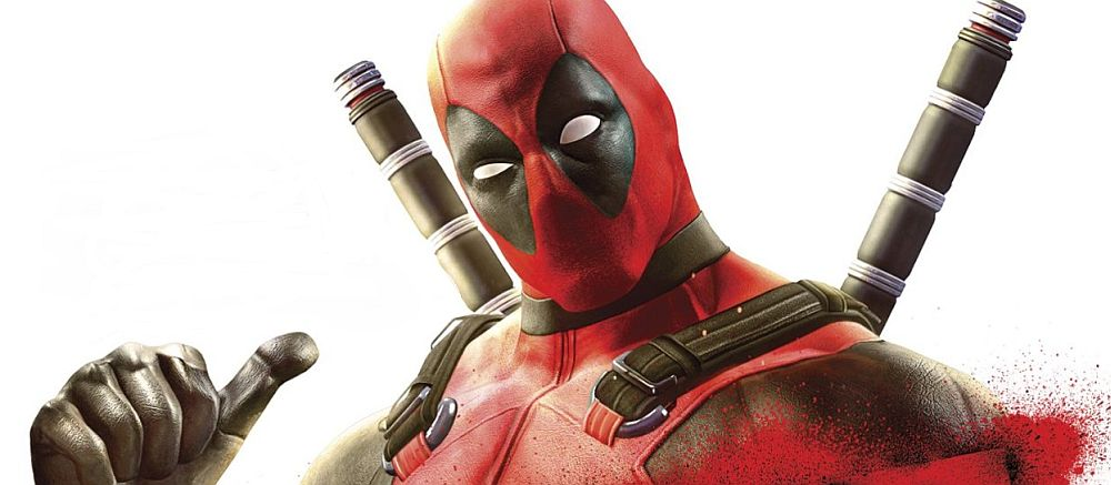 Deadpool Pack For Marvel Heroes High Moons Both On Sale