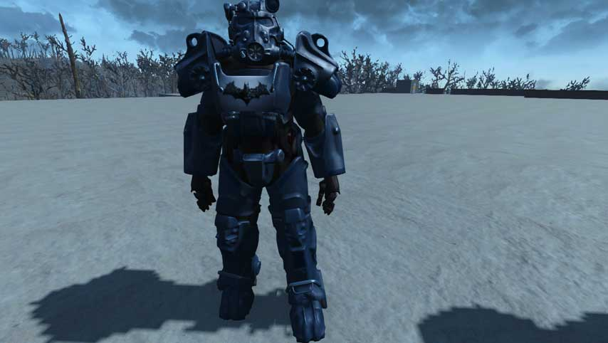 Fallout 4 mods: Batman and Superman Power Armor, Godzilla and