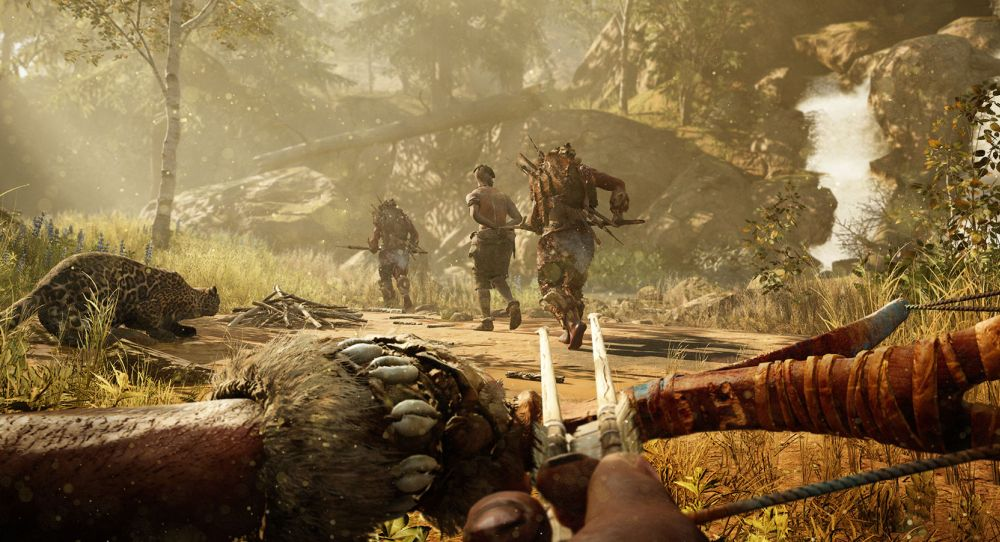 Far Cry Primal S Latest Title Update Adds Some Nice Ui Options