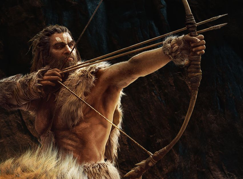 You Can Now Pre Load Far Cry Primal On Pc The File Is Around 15 5gb Vg247